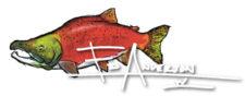 ed anderson art sockeye logo